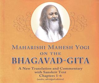 Maharishi's Commentary on the Bhagavad Gita – 10 CDs