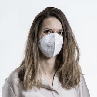 Masque de protection respiratoire FFP2 MaXpert