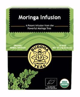 Buddha teas moringa