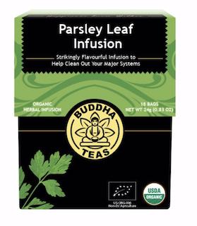 Buddha teas parsley leaf