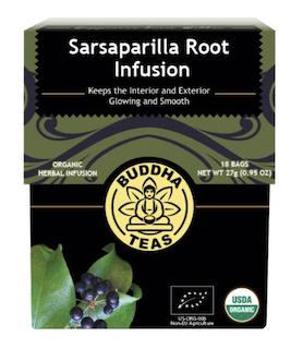 Buddha teas sarsaparilla root