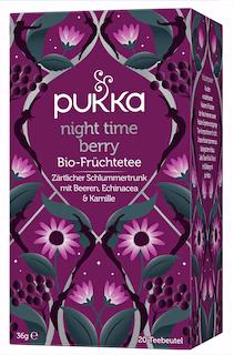 Night Time Berry Pukka Tea