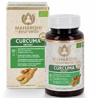 Curcuma – Turmeric – organic  60 capsules
