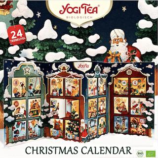 Yogi Tee Adventskalender Christmas Calendar 2021